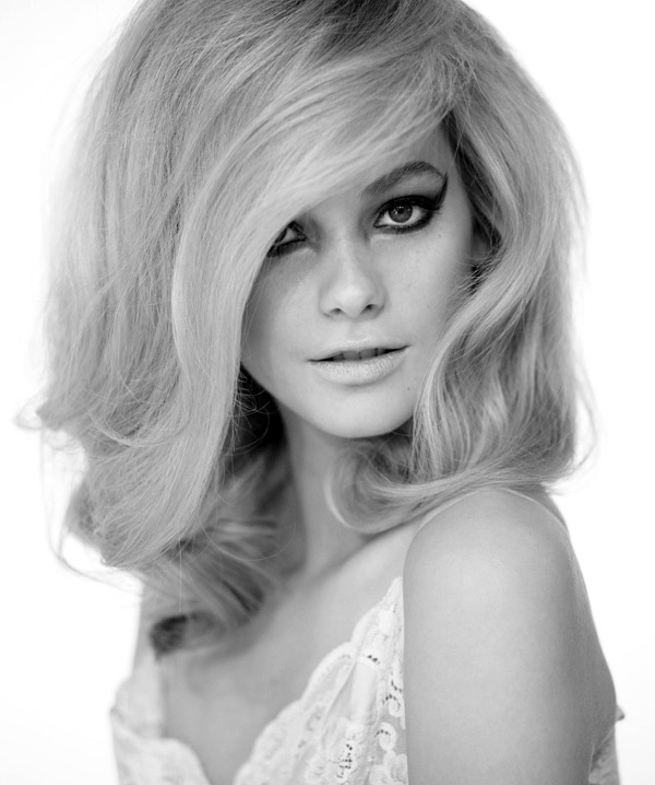 Hairstyles In The 60s : ... website and across these beautiful 60?s inspired hairstyles