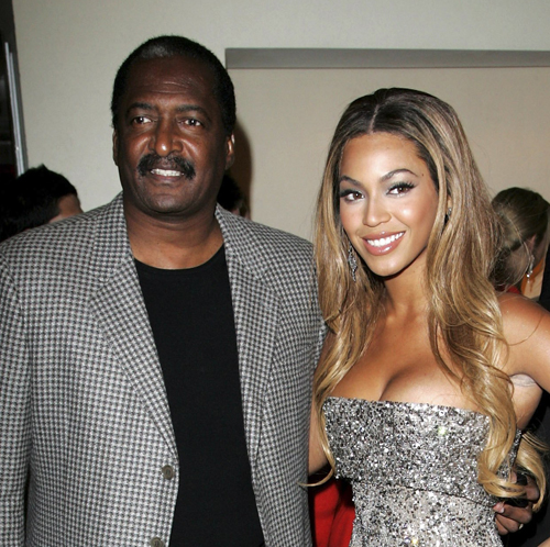 beyonce and her dad relationship